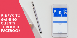 5 Keys to Gaining Clients Through Facebook - Take Action Marketing