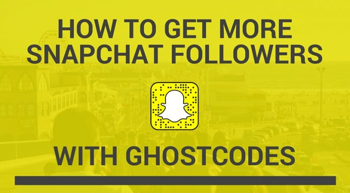 How to Get More Snapchat Followers with Ghostcodes